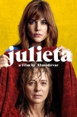 Julieta - Pedro Almodóvar Cover Art
