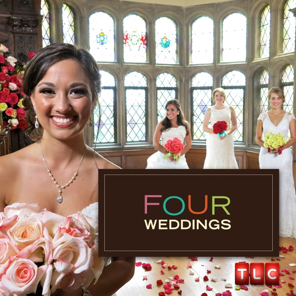 Four Weddings Tlc: Watch Four Weddings Season 5 Episode 1: ...and A Volcano