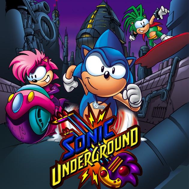 Sonic Underground Episode 2 Part 3 - YouTube  Sonic Underground