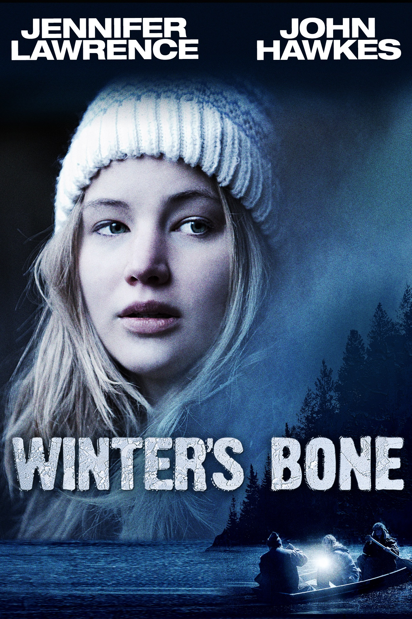 winters bone 'winter's bone' pulls incredibly powerful drama out of a grim, hard corner of rural  america.