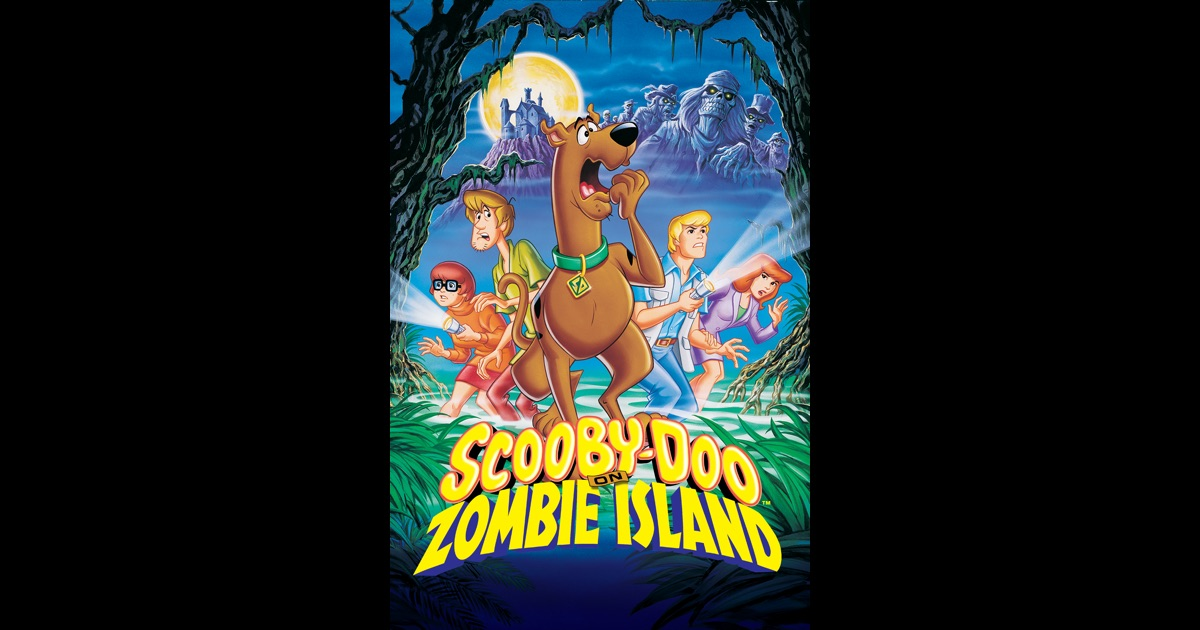 Scooby-Doo on Zombie Island - YouTube