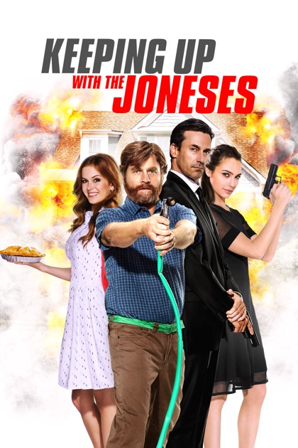 Keeping Up With the Joneses on iTunes
