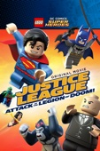 LEGO: DC Super Hero:Justice League:Attack of the Legion of Doom! Full Movie Italiano Sub