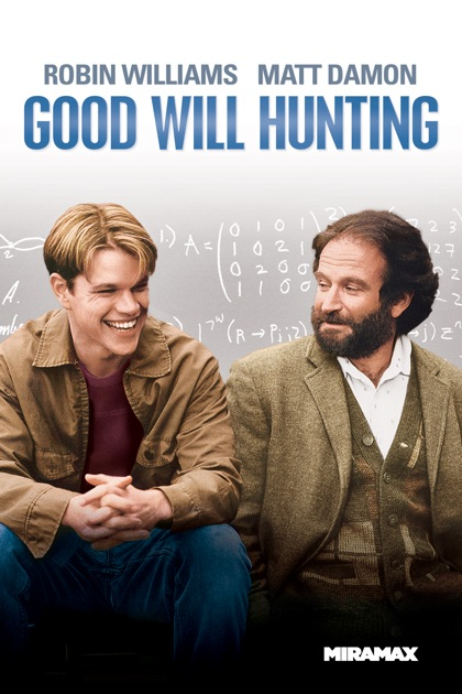 analysis of the film good will hunting An oral history of good will hunting, in the words of matt damon, ben  fifteen  years after the release of the movie that made them stars, matt.