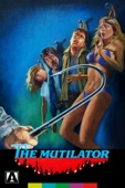 Buddy Cooper & John Douglass - The Mutilator  artwork