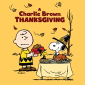 A Charlie Brown Thanksgiving - Peanuts' Charlie Brown Cover Art