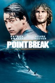Kathryn Bigelow - Point Break  artwork