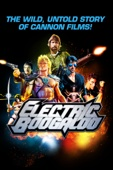 Mark Hartley - Electric Boogaloo: The Wild, Untold Story of Cannon Films!  artwork
