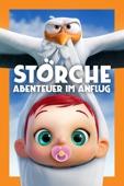 Nicholas Stoller & Doug Sweetland - Störche – Abenteuer im Anflug (Storks) Grafik