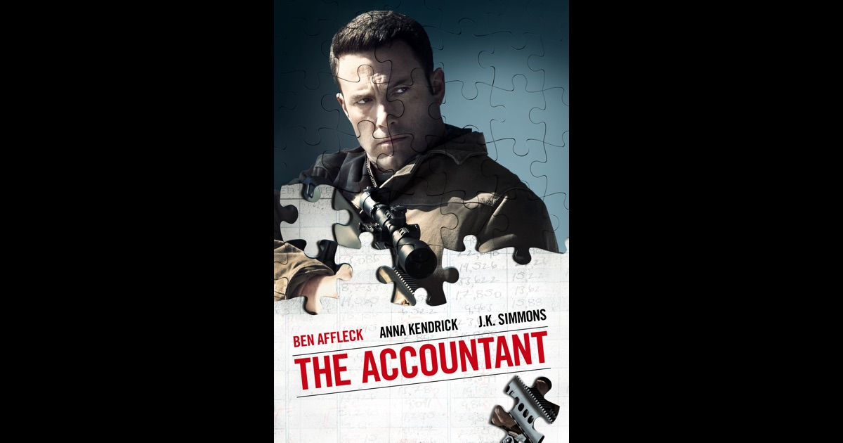 The Accountant 2016 On Itunes