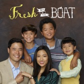 Fresh Off the Boat, Season 3 - Fresh Off the Boat Cover Art