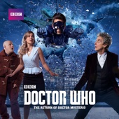 Doctor Who, Christmas Special: The Return of Doctor Mysterio (2016) - Doctor Who Cover Art