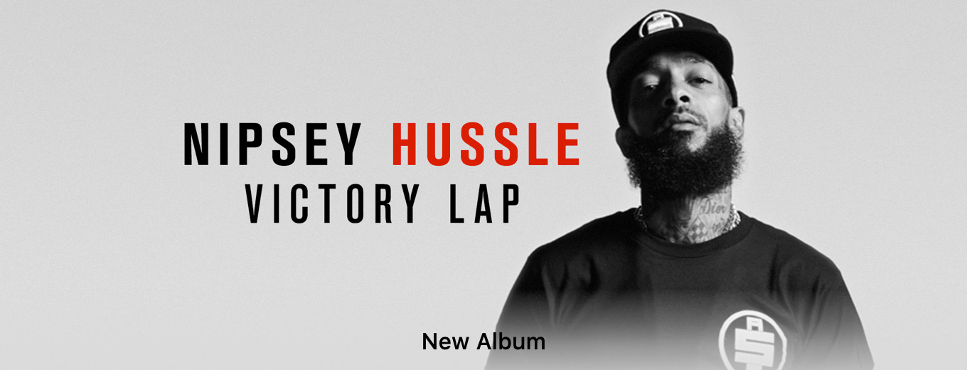 Victory Lap by Nipsey Hussle